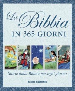 Copertina di 'La Bibbia in 360 giorni'