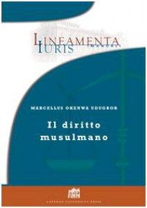 Copertina di 'Il diritto musulmano'
