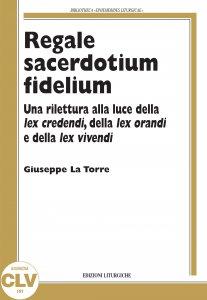 Copertina di 'Regale sacerdotium fidelium'