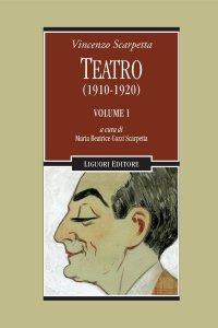 Copertina di 'Teatro (1910-1920)'