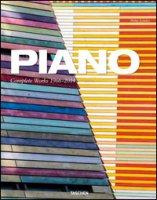 Piano. Complete works 1966-2014. Ediz. italiana, spagnola e portoghese - Jodidio Philip