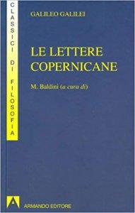 Copertina di 'Le lettere copernicane'