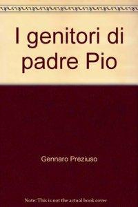 Copertina di 'I genitori di padre Pio'