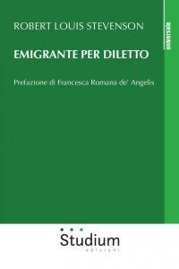 Copertina di 'Emigrante per diletto'