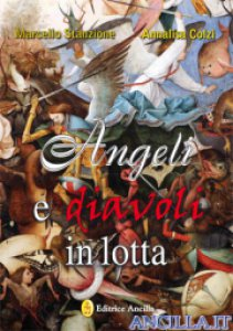 Copertina di 'Angeli e diavoli in lotta'