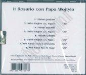 Immagine di 'Rosario con Papa Wojtyla'
