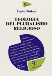 Copertina di 'Teologia del pluralismo religioso'