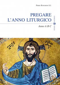 Copertina di 'Pregare l'anno liturgico'