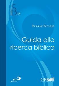 Copertina di 'Guida alla ricerca biblica'