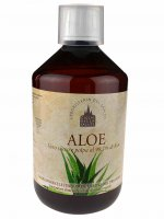 Succo puro di aloe 500 ml.