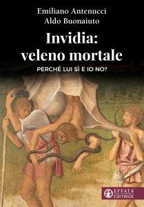 Copertina di 'Invidia: veleno mortale'