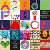 Type visual coloring book english. Ediz. multilingue - Marini Lorenzo
