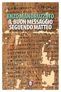 Copertina di 'Buon messaggio seguendo Matteo. (Il)'