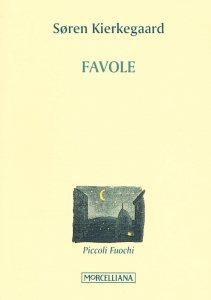 Copertina di 'Favole'