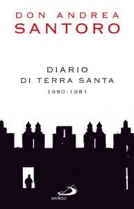 Copertina di 'Diario di Terra Santa 1980-1981'