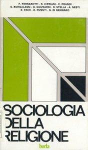 Copertina di 'Sociologia della religione'