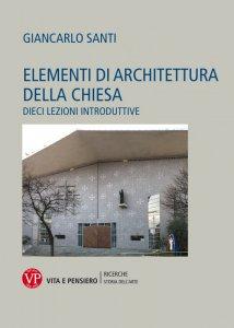 Copertina di 'Elementi di architettura della chiesa'