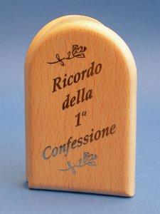 Copertina di 'Icona Ricordo della Prima Confessione'