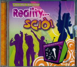 Copertina di 'Reality... Sciò! CD'