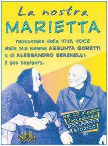 Copertina di 'La nostra Marietta'