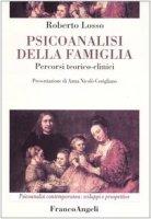 Psicoanalisi della famiglia. Percorsi teorico-clinici - Losso Roberto