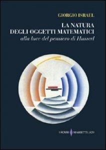 Copertina di 'La natura degli oggetti matematici alla luce del pensiero di Husserl'