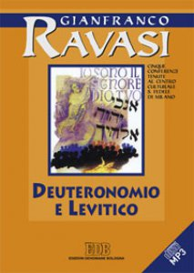 Copertina di 'Deuteronomio e levitico. Cinque conferenze tenute al Centro culturale S. Fedele di Milano'
