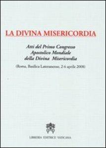Copertina di 'La divina misericordia'