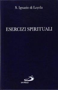 Copertina di 'Esercizi spirituali. Versione ufficiale'