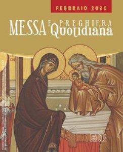 Copertina di 'Messa e preghiera quotidiana (2020)'