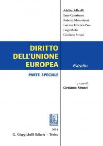 Copertina di 'Diritto dell'Unione Europea'