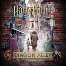 Copertina di 'Harry Potter. Diagon Alley. L'album dei film. Ediz. a colori'