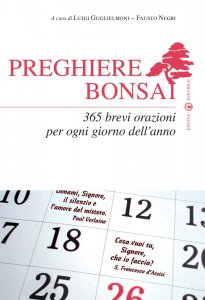 Copertina di 'Preghiere bonsai'