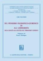 Sul pensiero filosofico-giuridico di A. E. Cammarata. Dalla legalità alla giustizia nel «formalismo» giuridico - Palumbo Ciro