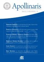 Bilancio canonistico della Settima Giornata canonistica interdisciplinare - Paolo Gherri