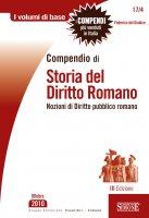 Compendio di Storia del Diritto Romano - Federico del Giudice