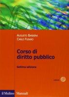 Corso di diritto pubblico - Barbera Augusto, Fusaro Carlo
