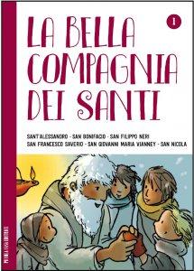Copertina di 'La bella compagnia dei santi'