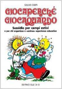 """Copertina di 'Giocaperché, giocaquando. Sussidio per campi estivi e per chi organizza e """"anima"""" esperienze educative'"""