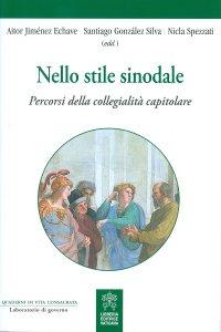 Copertina di 'Nello stile sinodale'