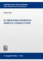 Il processo sportivo dopo il codice Coni - Stefano Papa