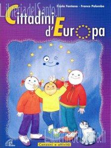 Copertina di 'Cittadini d'Europa'