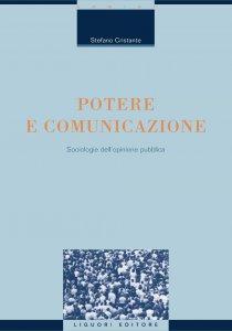 Copertina di 'Potere e comunicazione'
