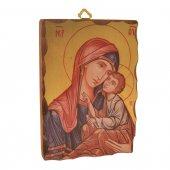 """Icona """"Madonna della tenerezza"""" - Stampa serigrafica"""