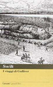 Copertina di 'I viaggi di Gulliver'