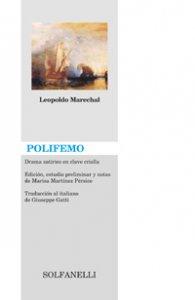 Copertina di 'Polifemo. Drama satirico en clave criolla'