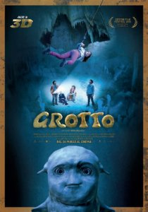 Copertina di 'Grotto'