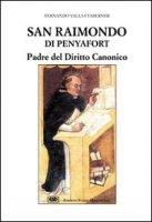 San Raimondo di Penyafort padre del diritto canonico - Valls Taberner Fernando