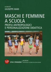 Copertina di 'Maschi e femmine a scuola'
