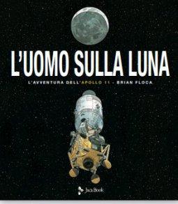 Copertina di 'L' uomo sulla Luna'